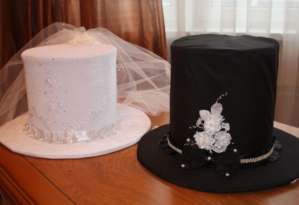 Свадебные шляпы своими руками 44