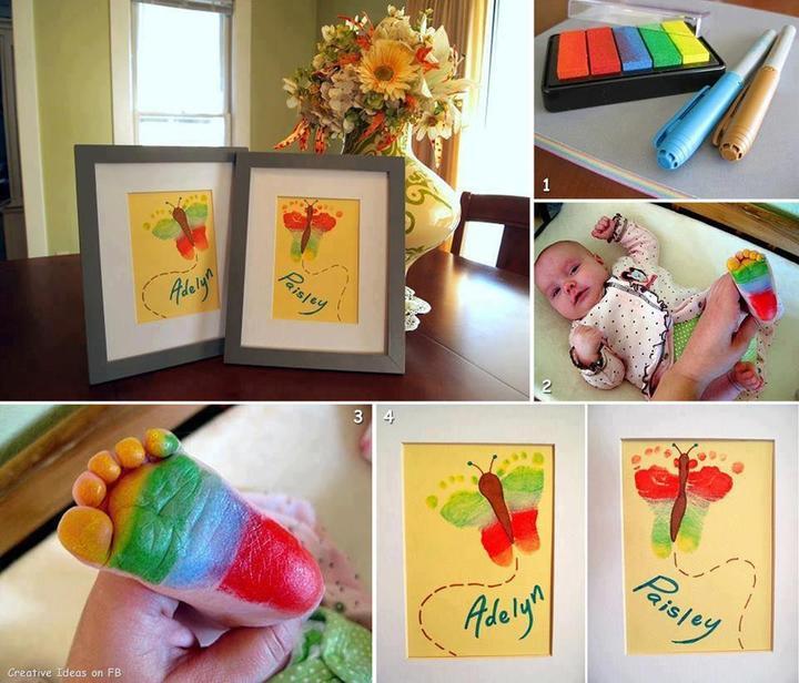 Подарок на день рождения для бабушки своими руками фото