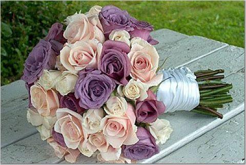 Букеты своими руками из роз
