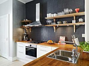 Kuchyně a jídelna - inspirace