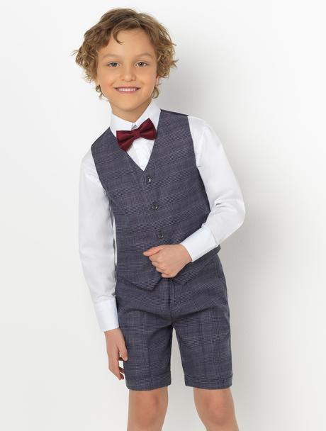 AKCE - šedý oblek k zapůjčení, k prodeji, 74