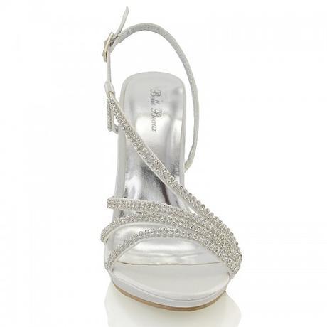 ASHLEIGH,  ivory svatební sandálky, 36-41, 41