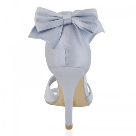 BERNADETTE, ivory svatební sandálky, 36-41, 41