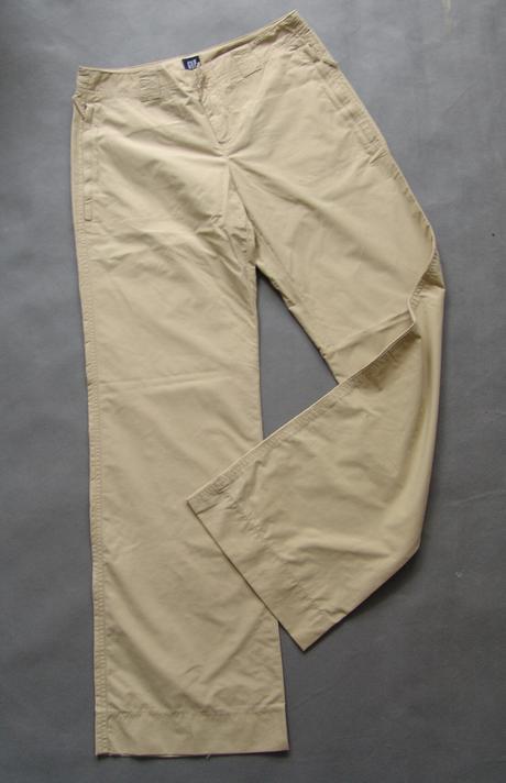Béžové kalhoty, XS