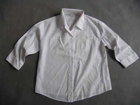 Bílá košile , M