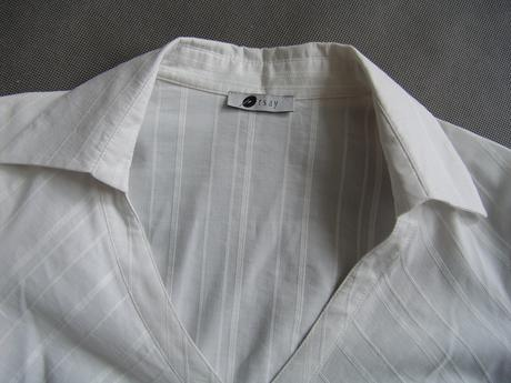 Bílá košile Orsay, S