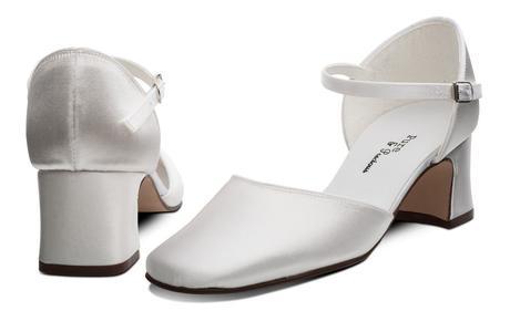 Bílé boty pro družičky, 30,31,32,33,34, 32