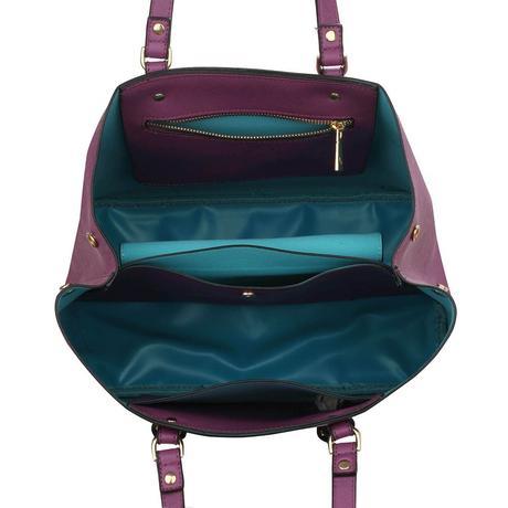 Burgundy kabelka, taška,