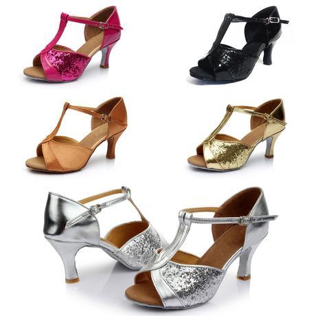 Černé společenské, taneční boty, 36-41, 40