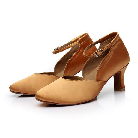 Černé taneční boty, střevíčky, 34-40, 36