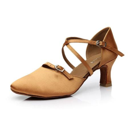 Černé taneční boty, střevíčky, 34-40, 39