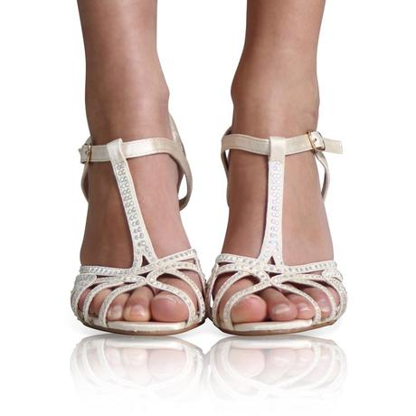 Červené společenské, svatební sandálky, 36-41, 40
