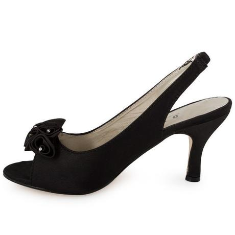 Champag saténové svatební lodičky, sandálky, 36-41, 38