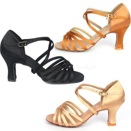 Dámské taneční sandálky - 34, 34