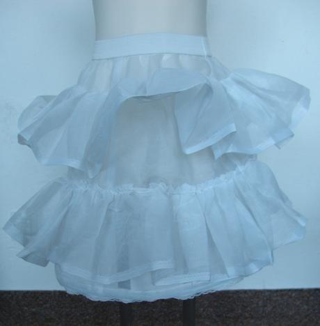 Dětská spodnička skladem, 104