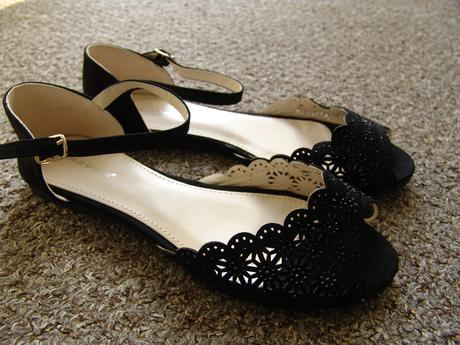 Dívčí, dámské sandálky, 38