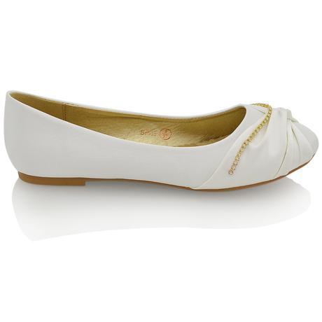 ELLABELLA - svatební balerínky, 38