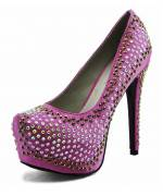 Extravagantní sandálky, lodičky, vysoký podpatek, 39