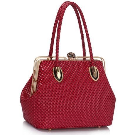 Fialová kabelka, taška,