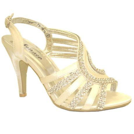 Fialové společenské, plesové sandálky, 36-41, 36