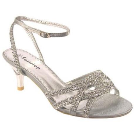 Fialové společenské, plesové sandálky, 36-41, 40