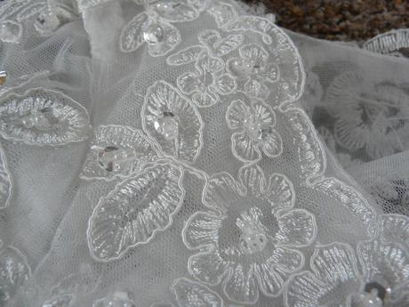 Ivory krátké svatební šaty, různé velikosti, reáln, 36