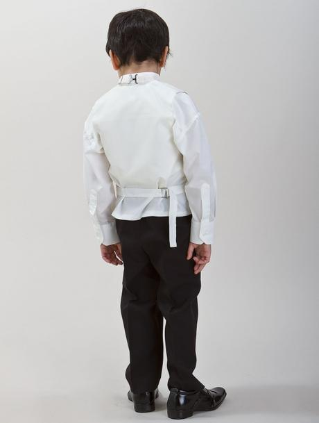Ivory, krémový svatební oblek 4 roky půjčovné, 104