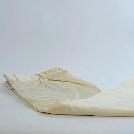 Ivory oblek svatební, na křtiny, půjčovné vel 0-8, 122