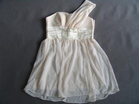 Ivory popůlnočky, společenské šaty, 38