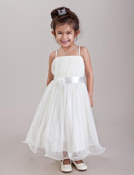 Ivory šaty včetně kruhové spodnice - 1-2 roky, 80