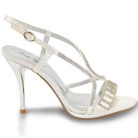 Ivory svatební obuv, sandálky, 36-41, 40