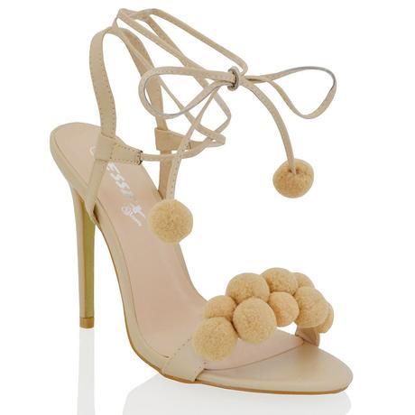 Ivory svatební, společenské sandálky, 36-41, 41