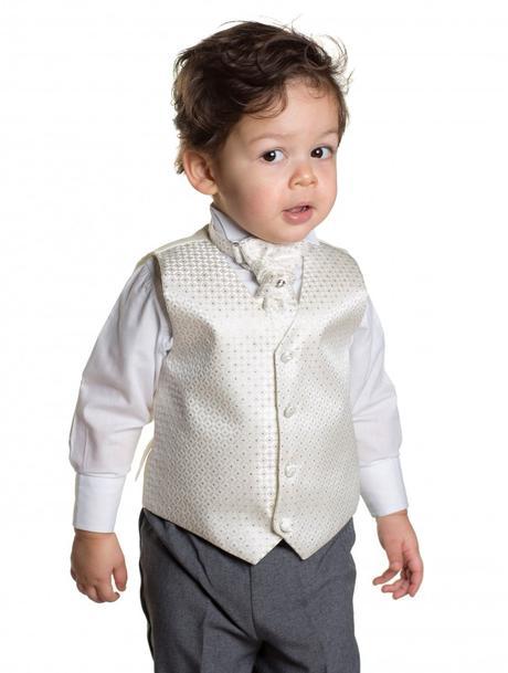 K zapůjčení - ivory oblek, šedé kalhoty, různé vel, 110