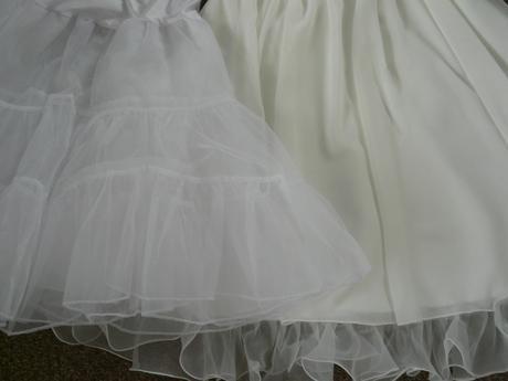 Krátké svatební šaty, reálné foto, různé velikosti, 38