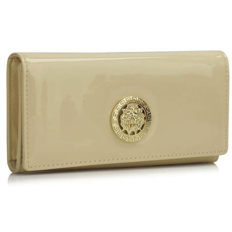 Lakovaná peněženka, dárek k Vánocům,