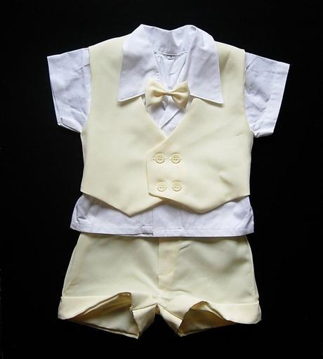 Letní oblek pro miminko, 6 měsíců - 3 roky - půjčo, 80