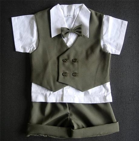 Letní oblek pro miminko, 6 měsíců - 3 roky - půjčo, 68