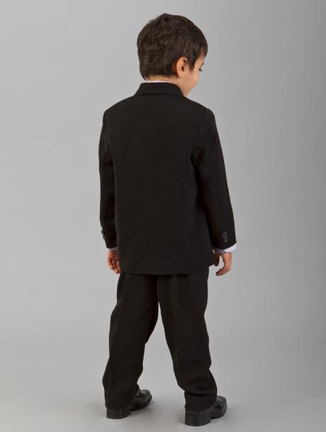 Lilla, světle fialový oblek k půjčení - 4 roky bez, 104