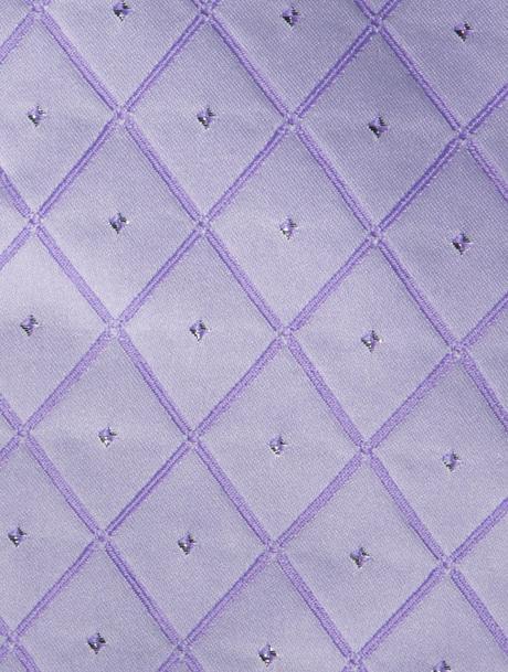 Lilla, světle fialový oblek k půjčení 7-9 let, 128