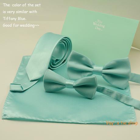 MINT - kravata, motýlek, kapesníček,