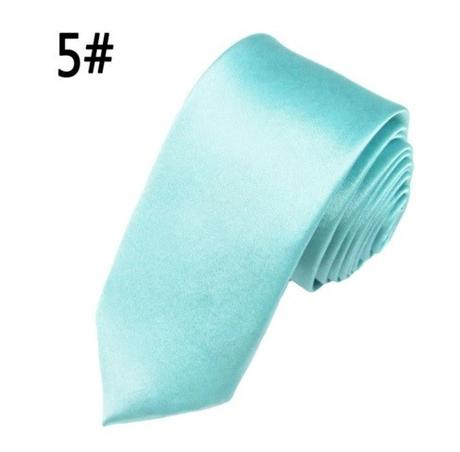 Modrá pánská kravata,