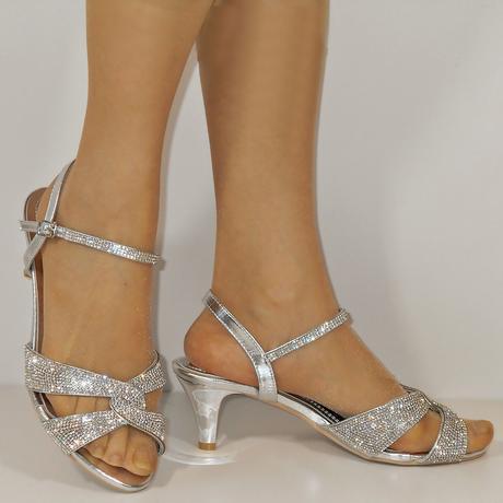 Nadměrná velikost, plesové sandálky, 38-44, 41
