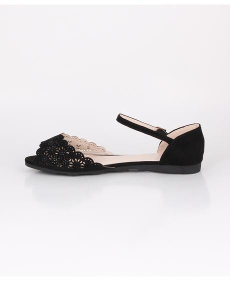 Nové jednoduché sandálky, 38