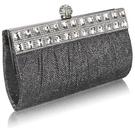 NOVINKA - černá malá kabelka, psaníčko,