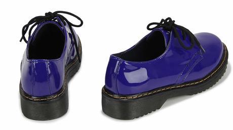NOVINKA - černé šněrovací boty, mokasíny, do práce, 36