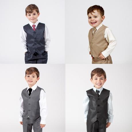 NOVINKA - dětský oblek k zapůjčení, 3m-9 let, 104