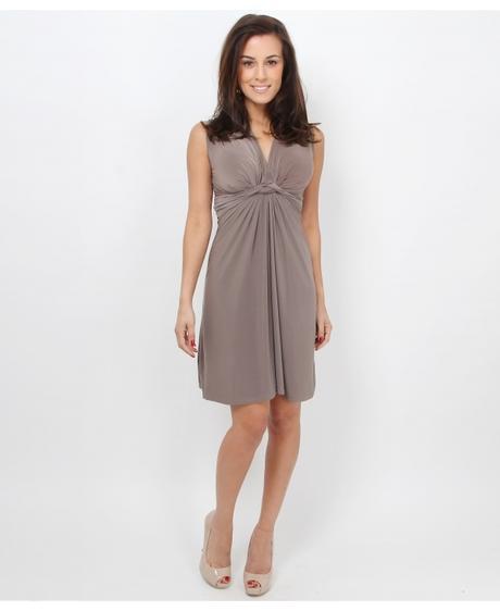 NOVINKA - jednoduché šaty, i pro družičky, 36-48, 36