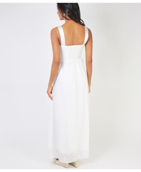 NOVINKA - krajkové svatební, společenské šaty, L