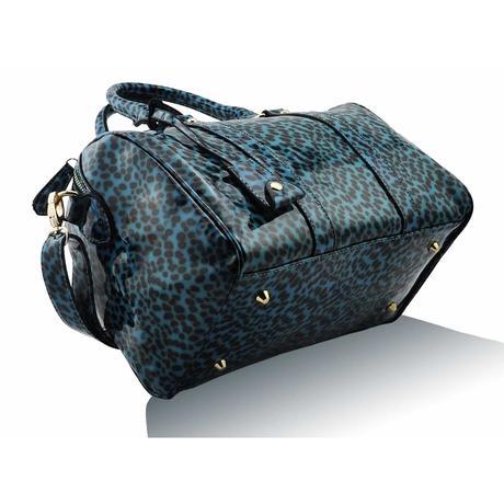 NOVINKA - leopardí kabelka,