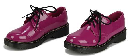 NOVINKA - modré šněrovací mokasíny, boty do práce, 37